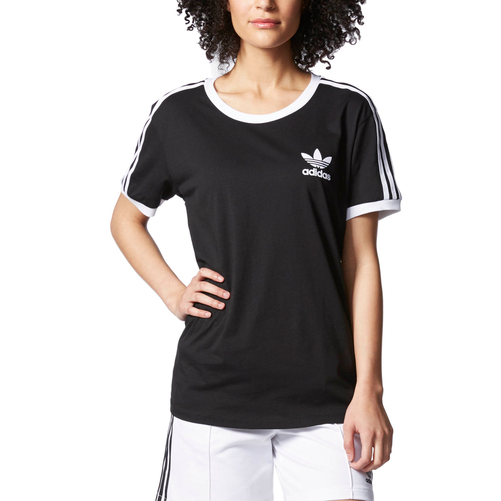8f79905b400 ADIDAS 3 STRIPES TEE WOMENS APPAREL – City Streets Shoes