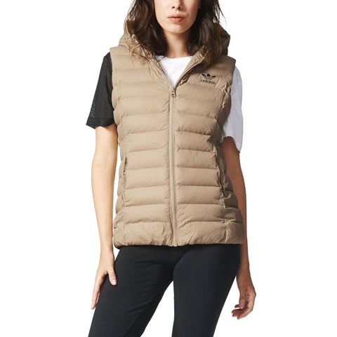 ADIDAS SLIM VEST WOMENS APPAREL