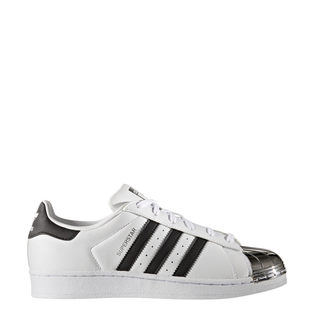 Toe Womens Adidas Metal Adidas Sneakers Superstar HUwYxRqpnT