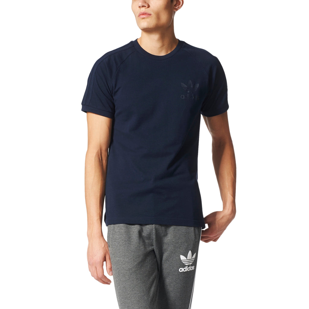 ADIDAS CLFN TRIPLE TEE MENS APPAREL