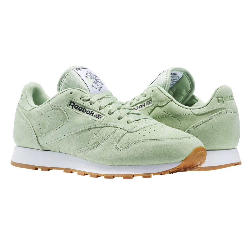 ab5a4c0f2288d REEBOK CLASSIC LEATHER PASTELS UNISEX SNEAKERS – City Streets Shoes