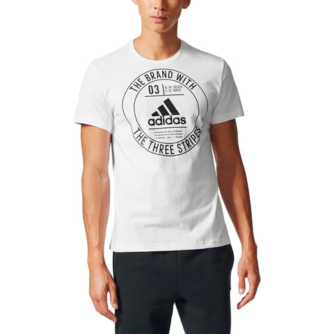 ADIDAS ADIDAS BADGE MENS APPAREL