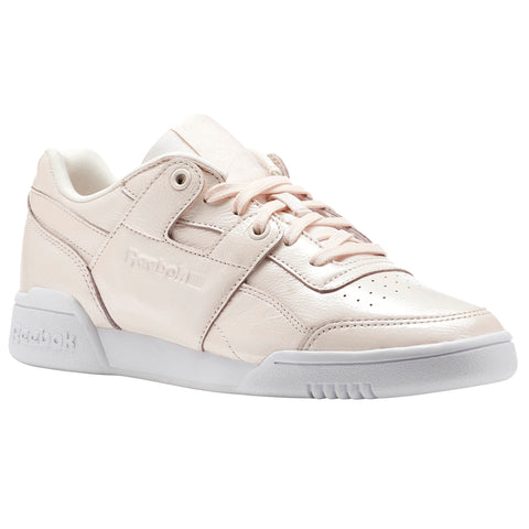 REEBOK W/O LO PLUS IRIDESCENT WOMENS SNEAKERS