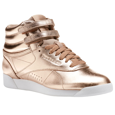REEBOK F/S HIGH METALLIC WOMENS SNEAKERS