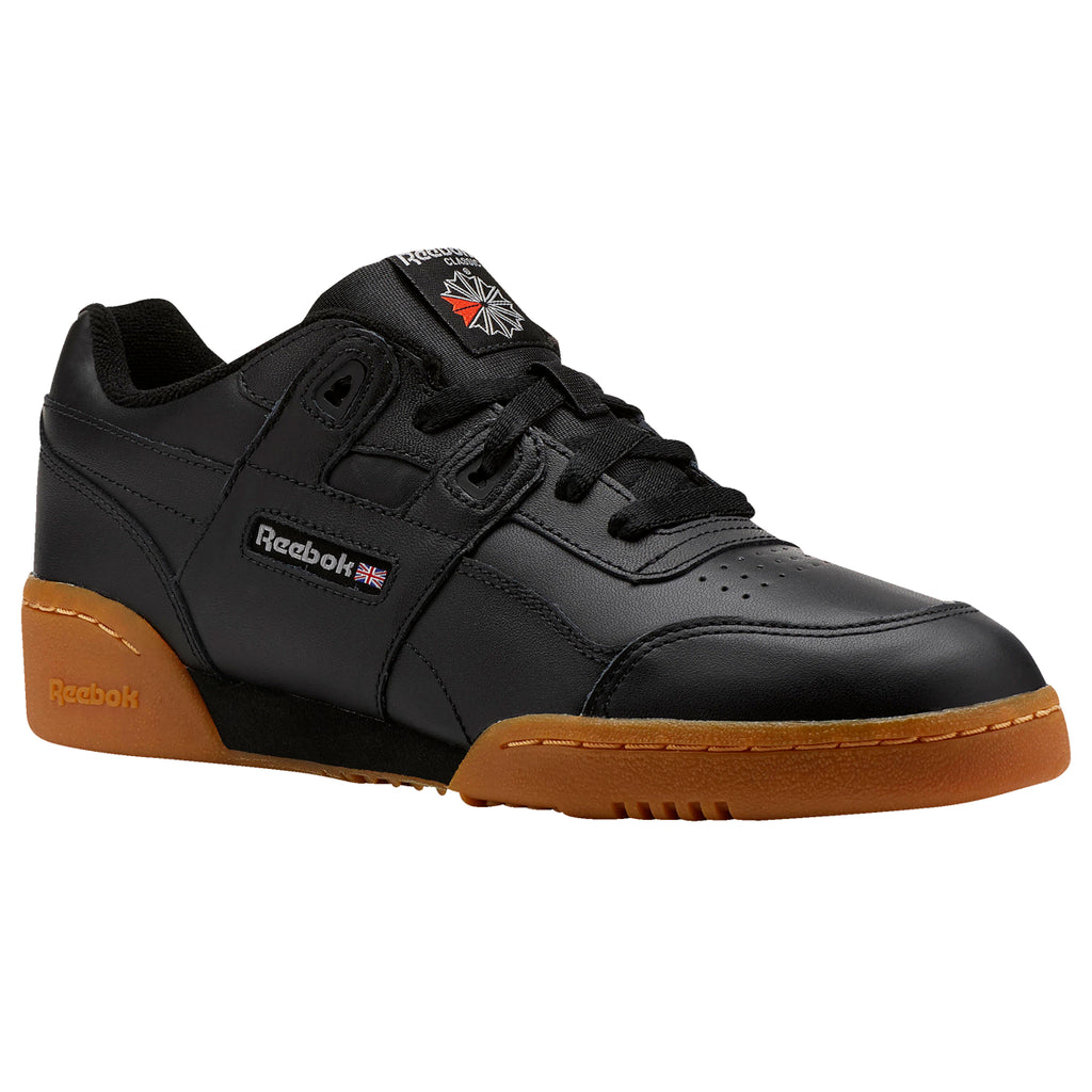 REEBOK WORKOUT PLUS KIDS SNEAKERS