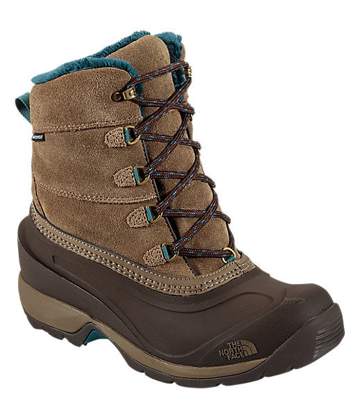 WOMENS THE NORTH FACE CHILKAT III BOOTS