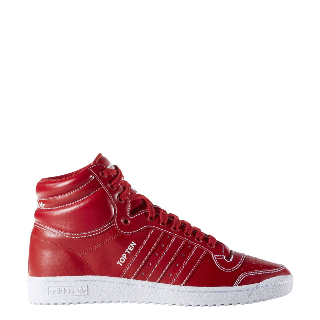 MENS ADIDAS TOP TEN HI SNEAKERS