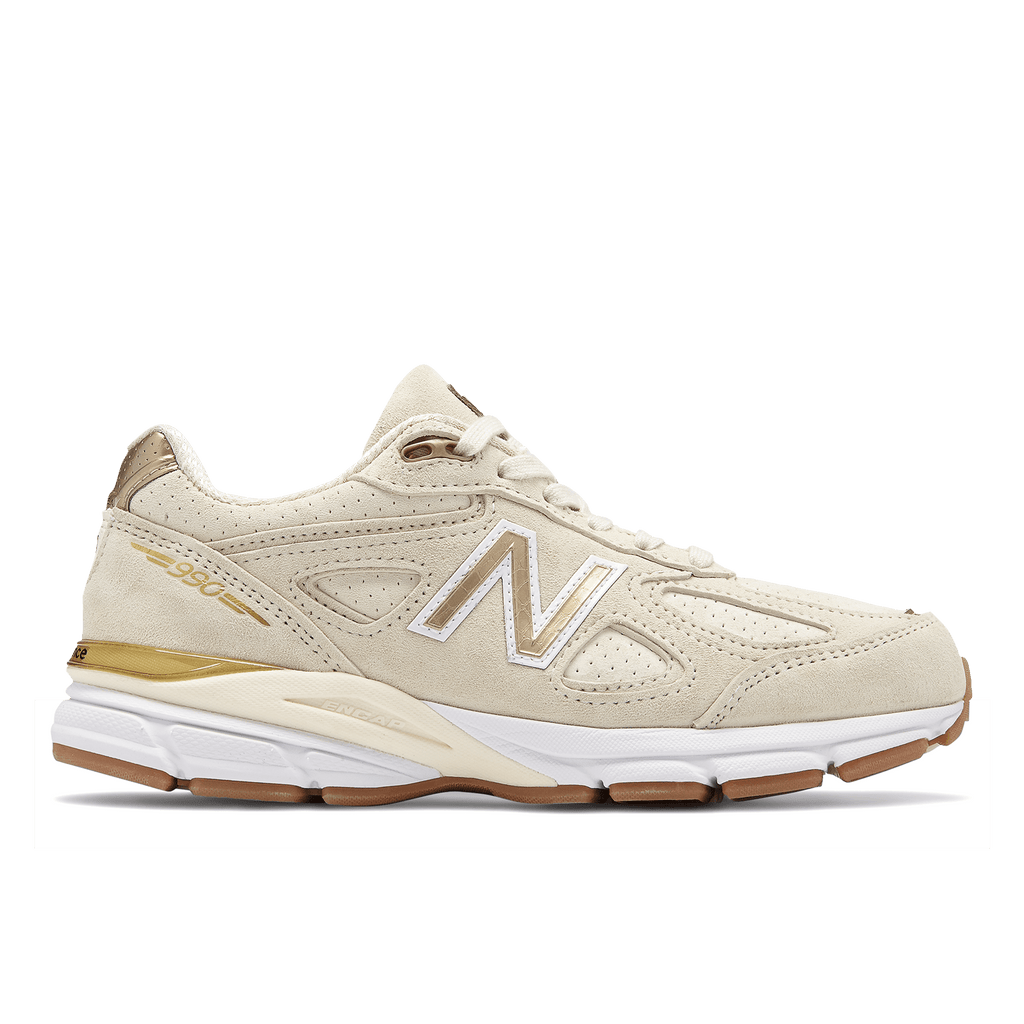 detailed look a5780 0553f NEW BALANCE 990V4 PREMIUM MENS SNEAKERS