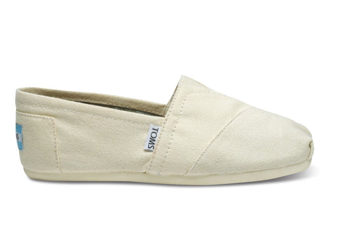 TOMS CLASSIC CANVAS WOMENS SHOES