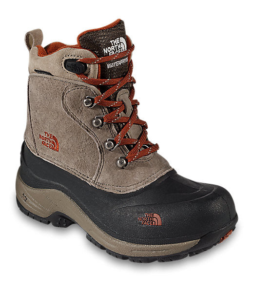 KIDS THE NORTH FACE CHILKATS LACE BOOTS