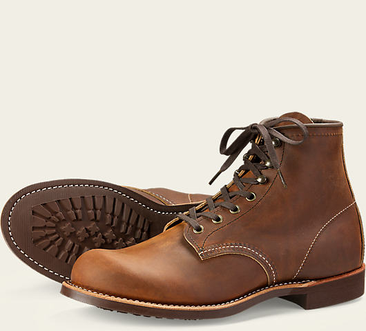 RED WING BLACKSMITH MENS BOOTS