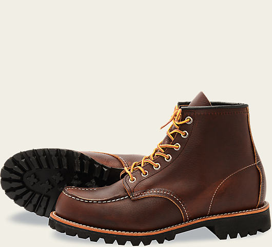 RED WING ROUGH NECK MENS BOOTS