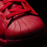 ADIDAS SUPERSTAR TRIPLE RED KIDS SNEAKERS