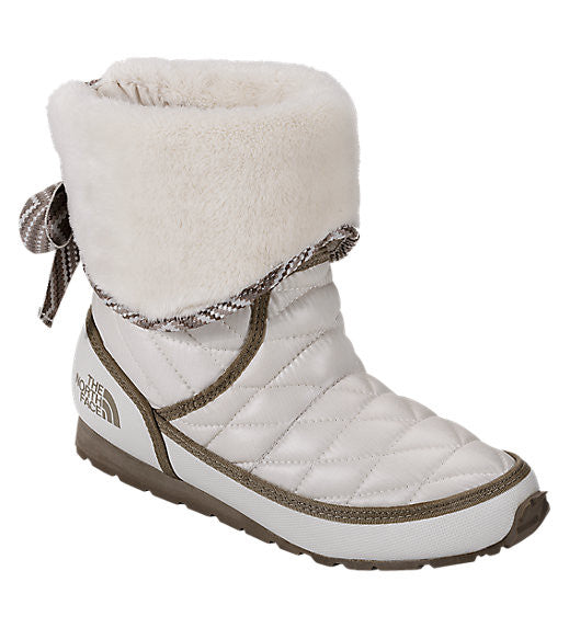 WOMENS THE NORTH FACE THERMOBALL ROLL BOOTS