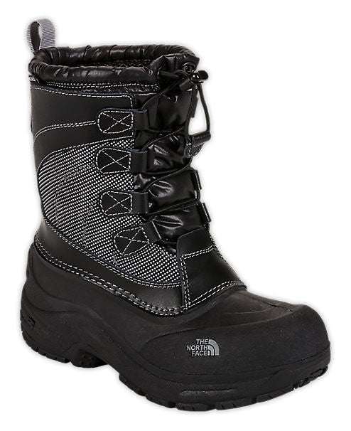 KIDS THE NORTH FACE ALPENGLOW LACE BOOTS