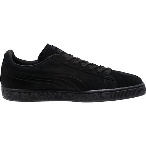 MENS PUMA SUEDE EMBOSS ICED SNEAKERS