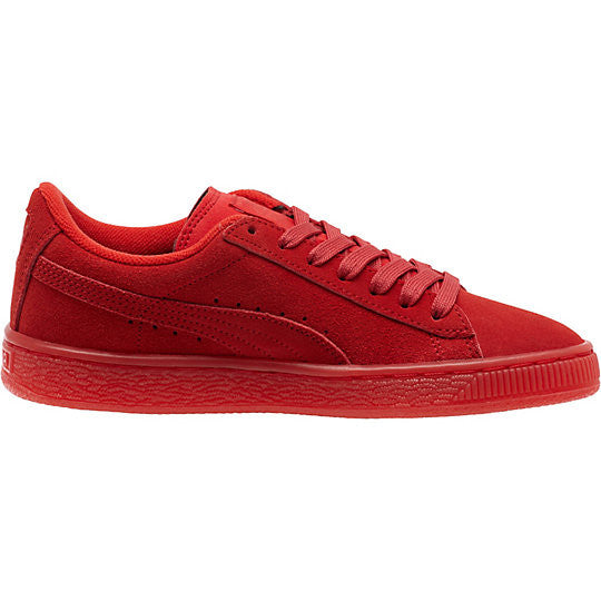 KIDS PUMA SUEDE ICED SNEAKERS