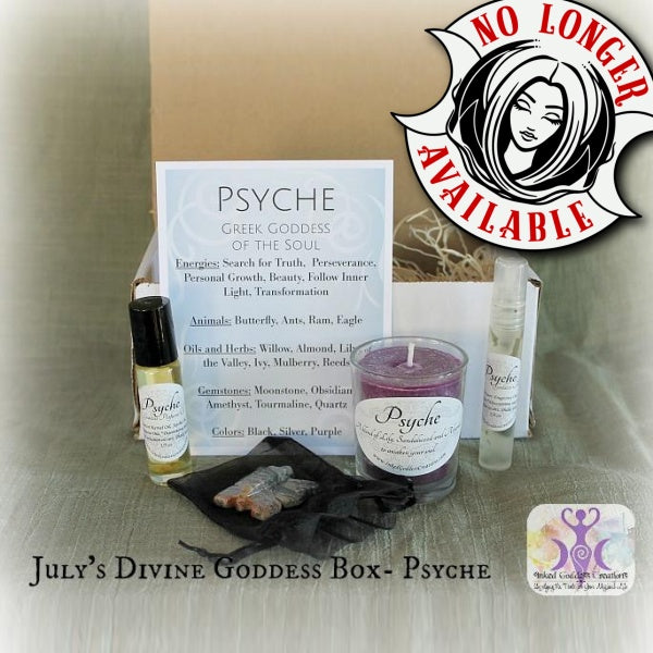 July 2016 Divine Goddess Box: Psyche