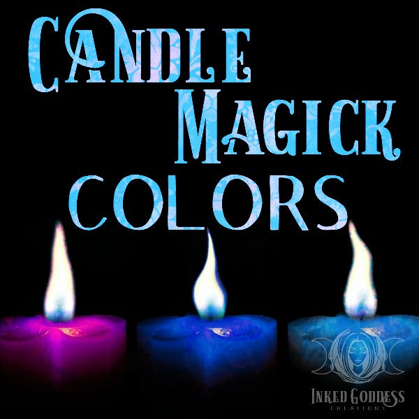 Candle Magick Colors