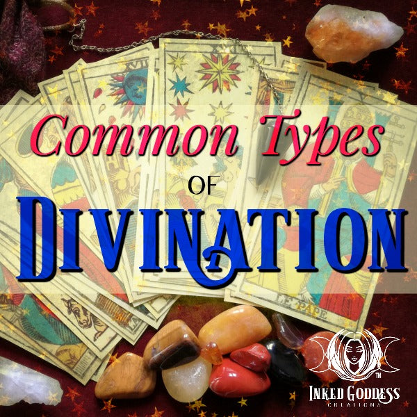 Common Types of Divination