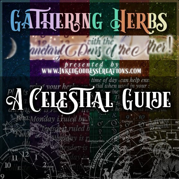 Gathering Herbs: A Celestial Guide