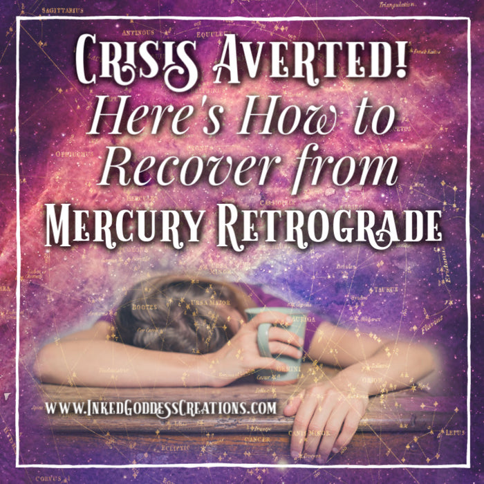 Crisis Averted! Here's How to Recover from Mercury Retrograde
