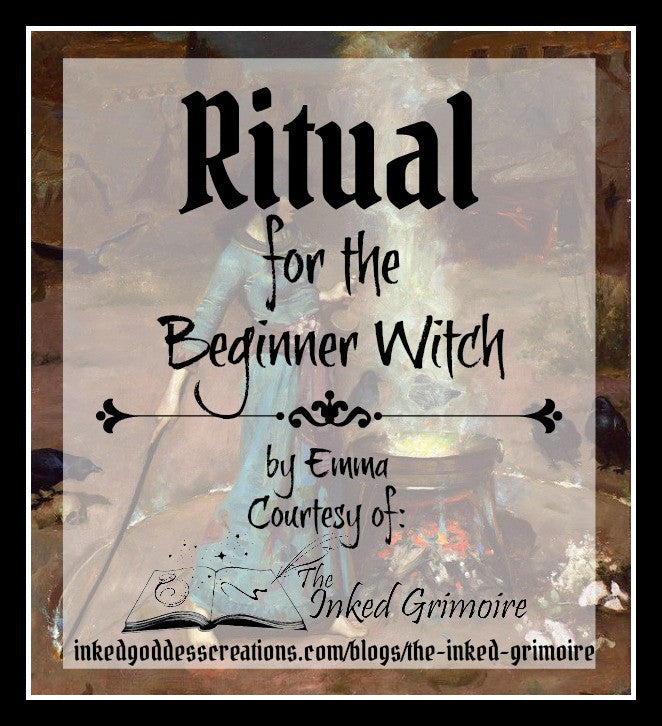 Ritual for the Beginner Witch