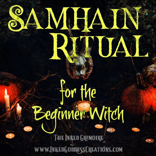 Samhain Ritual for the Beginner Witch