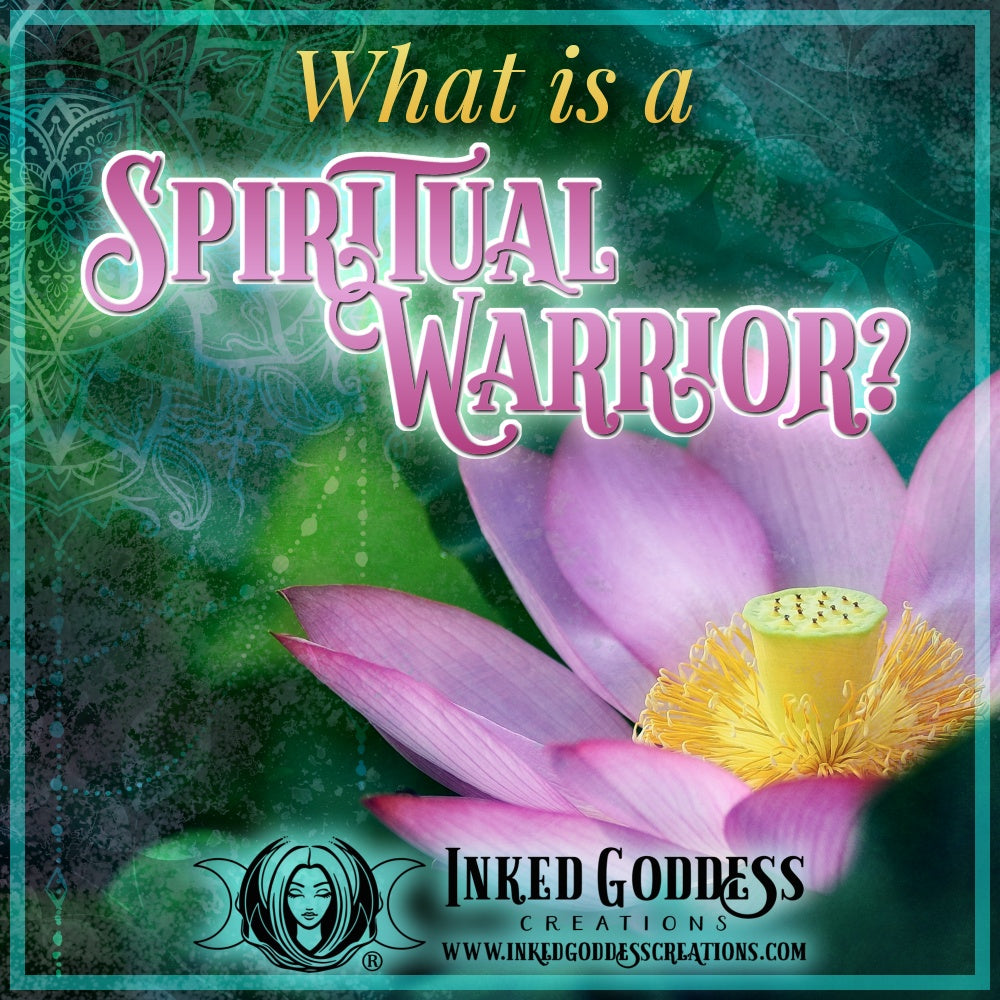 What is a Spiritual Warrior?