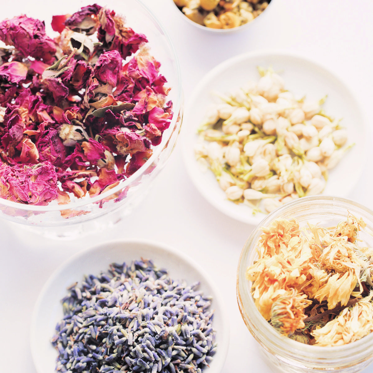 Herbs, Resins & Incense
