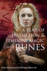 A Year of Divination and Feminine Magic with Runes