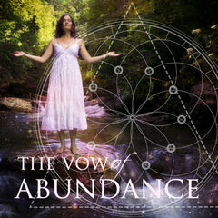 The Vow of Abundance Magical E-Course