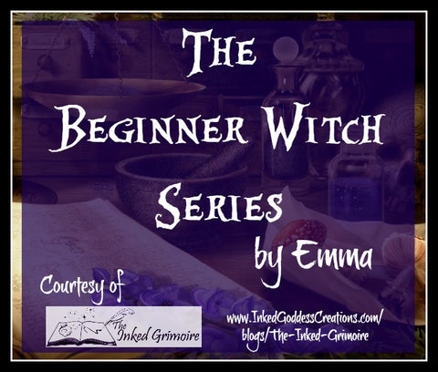 The Beginner Witch Series
