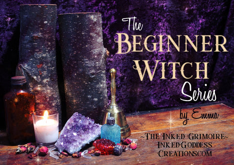 The Beginner Witch Series on The Inked Grimoire