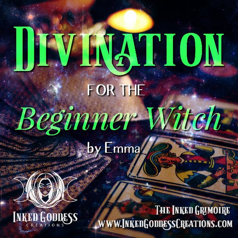Divination for the Beginner Witch