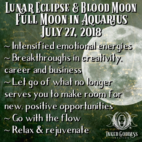 red moon spiritual meaning 2018 - photo #33