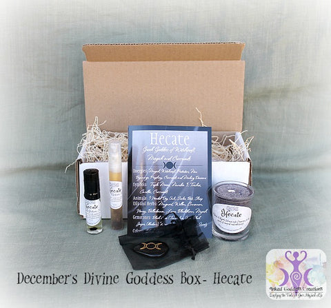 Hecate Divine Goddess Box