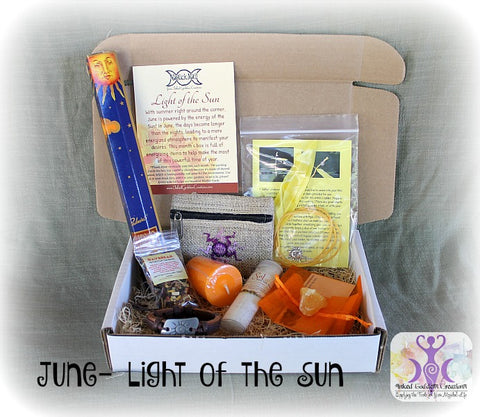 Light of the Sun Magick Mail Box