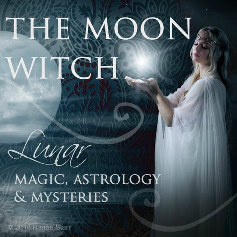 The Moon Witch: Lunar Magic, Astrology & Mysteries Magical E-Course