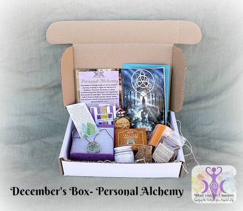 Personal Alchemy Magick Mail Box