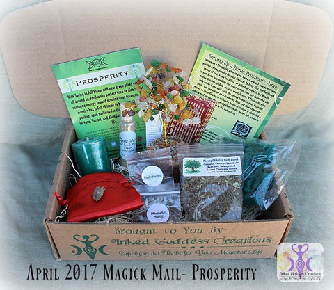 Prosperity Magick Mail Box