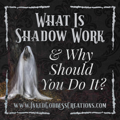What Is Shadow Work & Why Should You Do It?