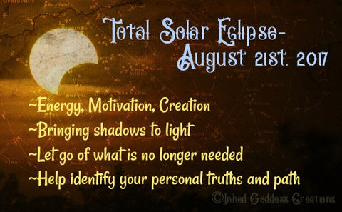 Solar Eclipse- August 21, 2017