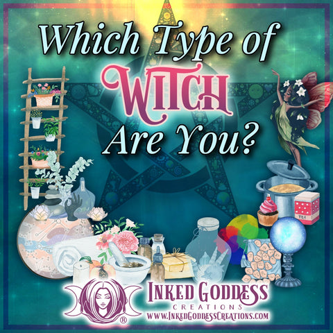 Which Type of Witch Are You?