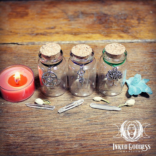 Cork Potion Bottles
