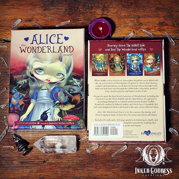 Alice in Wonderland Oracle Deck