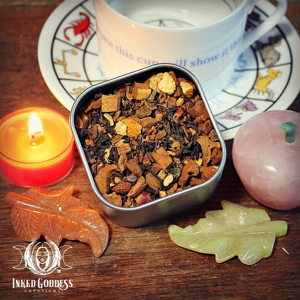 Apple Autumn Breeze Spiced Black Tea Blend