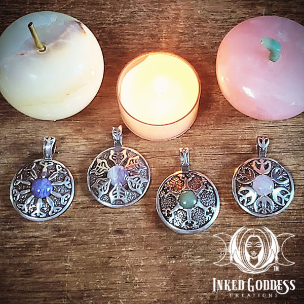 Avalon Blessings Pendants