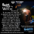 """""""Busy Witch""""- January 2021 Inked Goddess Creations Box- One Time Purchase"""
