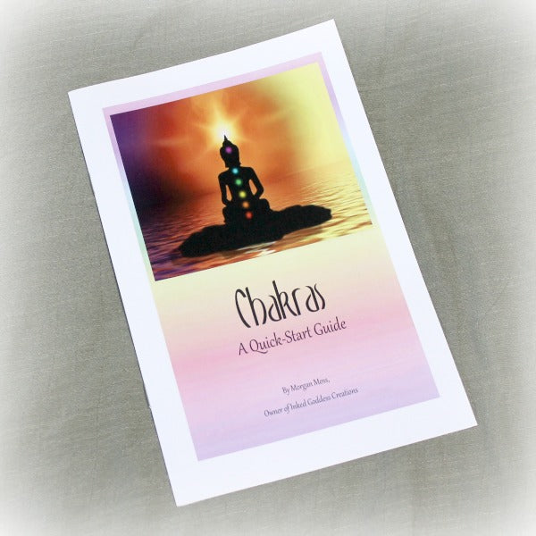 Chakras: A Quick-Start Guide Booklet